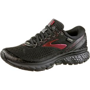 Brooks Ghost11 GTX Laufschuhe Damen black-pink-ebony