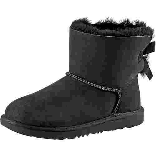 Ugg Bailey Bow Stiefel Kinder black