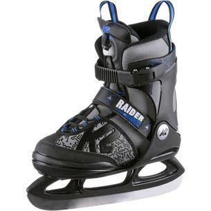 K2 RAIDER ICE Schlittschuhe Kinder Schwarz