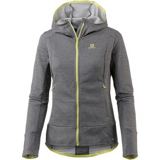 Salomon RIGHT Funktionsjacke Damen vapor