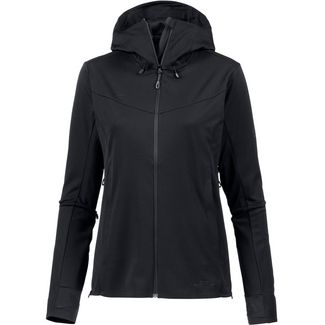 Mammut Ultimate Hoody Softshelljacke Damen black-black