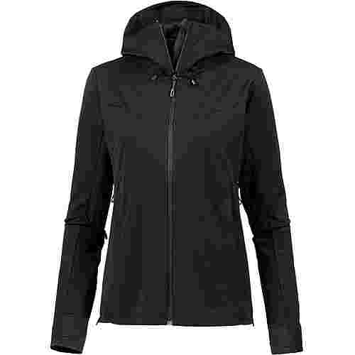Mammut Ultimate Hoody GORE-TEX® Softshelljacke Damen black-black