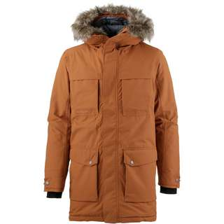 Didriksons Reidar Parka Herren leather brown