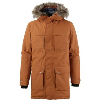 Didriksons 1913 Reidar Parka Herren leather brown