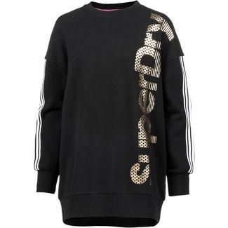 Superdry Sweatshirt Damen black-gold