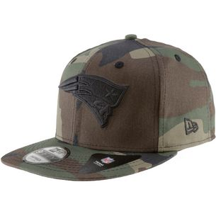 New Era 9Fifty New England Patriots Cap Herren camo-black