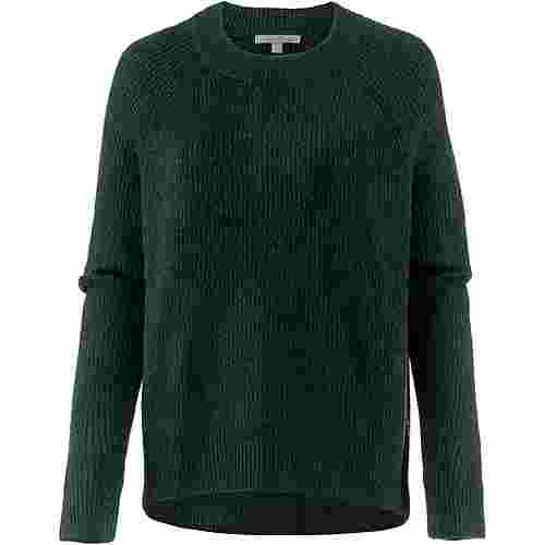 TOM TAILOR Strickpullover Damen smaragd green melange
