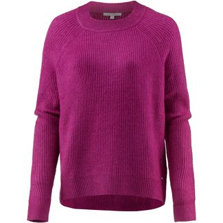 TOM TAILOR Strickpullover Damen rose violet