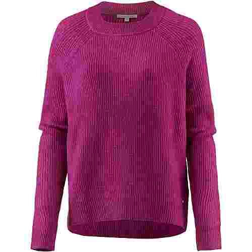 TOM TAILOR Strickpullover Damen rose violet