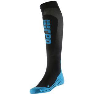 CEP Ski Ultralight Skisocken Herren black/blue