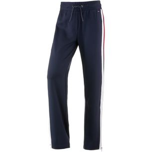 Tommy Jeans Zipper Pant Trainingshose Damen black-iris