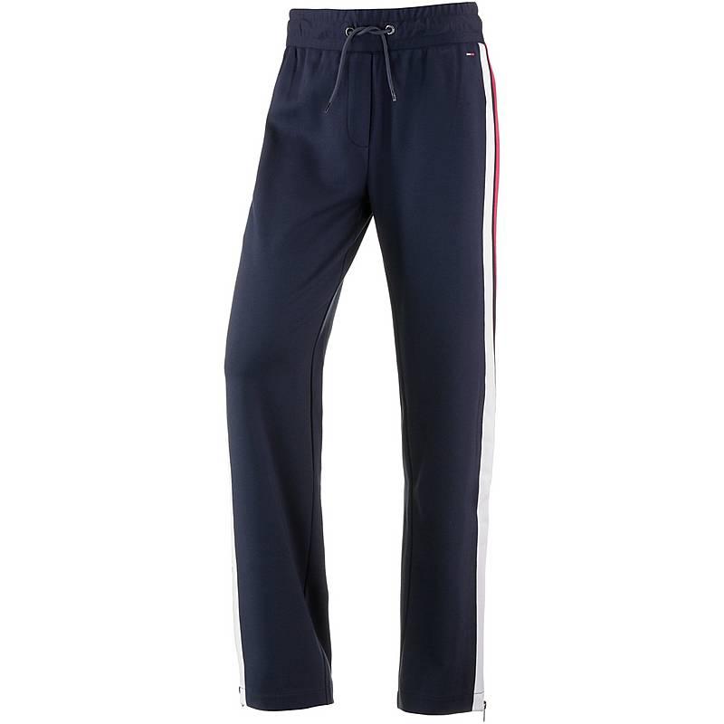 Tommy Jeans Zipper Trainingshose Damen Black Iris Im Online Shop Von