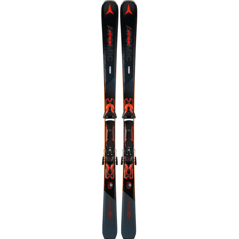 Image of ATOMIC VANTAGE X 80 CTI + FT 12 GW All-Mountain Ski