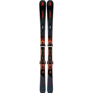ATOMIC VANTAGE X 80 CTI + FT 12 GW All-Mountain Ski Blue/Red