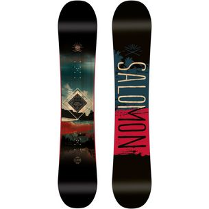 Salomon Pulse All-Mountain Board Herren multi color
