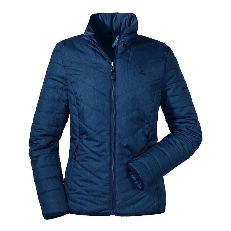 Schöffel Alyeska1 Daunenjacke Damen blau im Online Shop von ... c512890d13