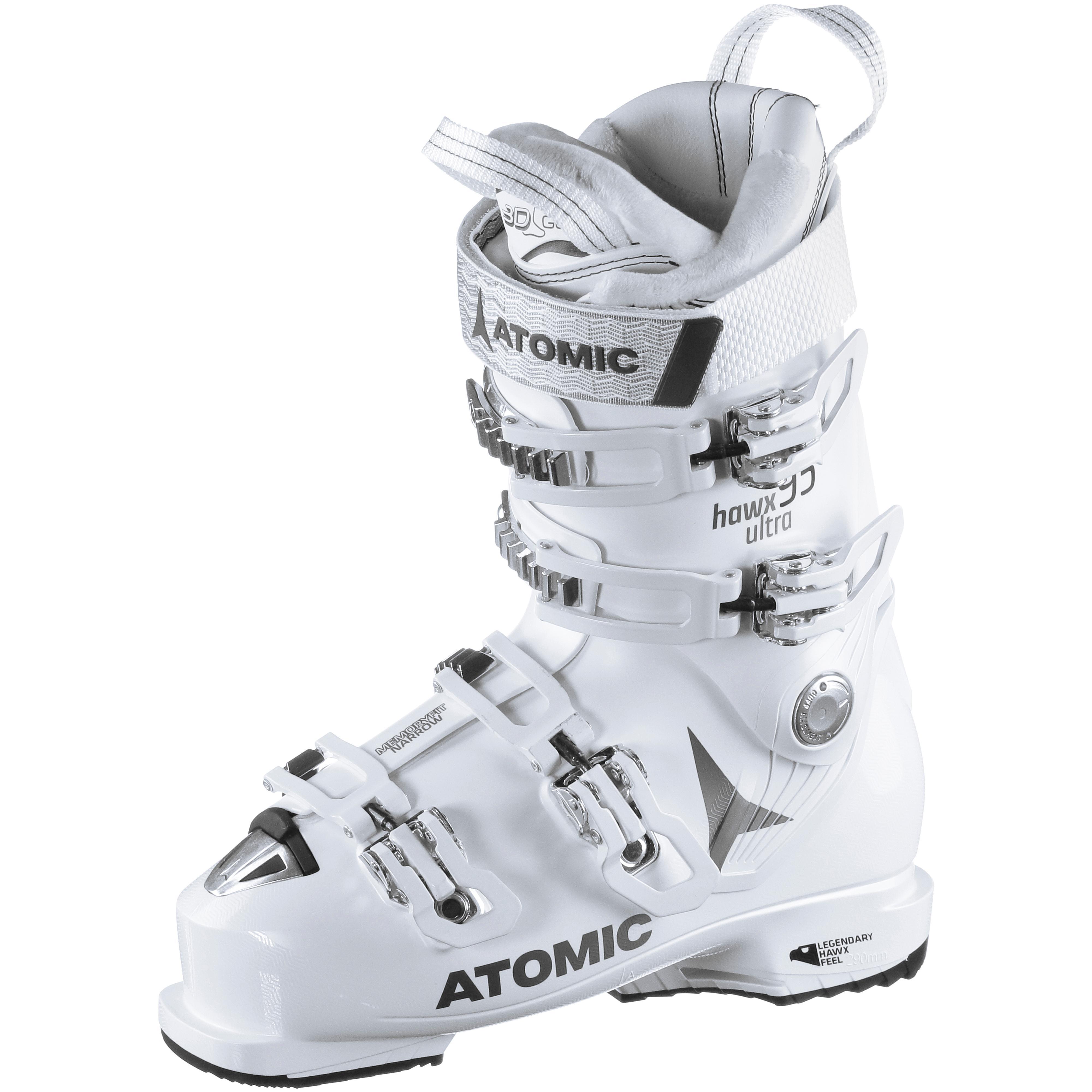 sneakers for cheap 6e93b 6742c ATOMIC HAWX ULTRA 95 W Skischuhe Damen White/Grey im Online Shop von  SportScheck kaufen