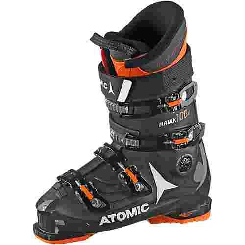 ATOMIC HAWX 2.0 100X Skischuhe Black/Orange