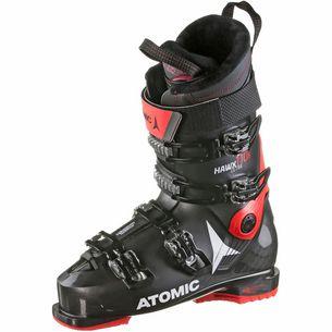 ATOMIC HAWX ULTRA 110X Black/Red Skischuhe Herren black/red