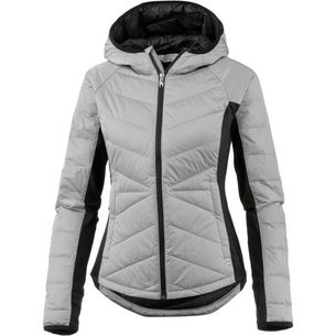 Spyder Solitude Daunenjacke Damen white-black