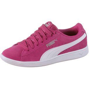 PUMA Sneaker Kinder beetroot purple-puma white