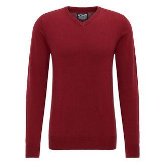 Petrol Industries Sweatshirt Herren Scar Red