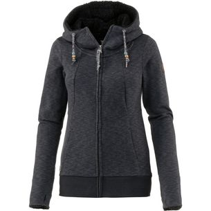 Ragwear Liberty A Sweatjacke Damen black