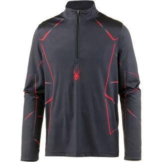 Spyder Limitless Lines Funktionsshirt Herren black-volcano-black