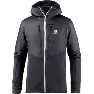 Salomon DRIFTER AIR Funktionsjacke Herren black