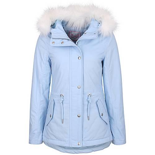 finest selection 46930 fa6f8 MYMO Winterjacke Damen hellblau im Online Shop von ...