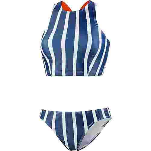 Maui Wowie Bikini Set Damen dunkelblau