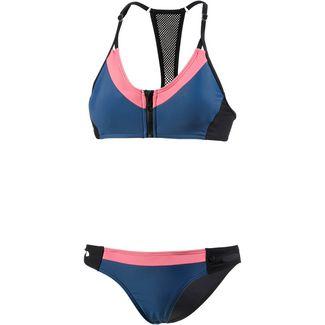 Maui Wowie Bikini Set Damen blau