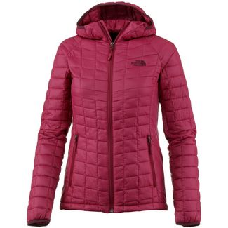 The North Face Thermoball Sport Kunstfaserjacke Damen RUMBA RED/RUMBA RED