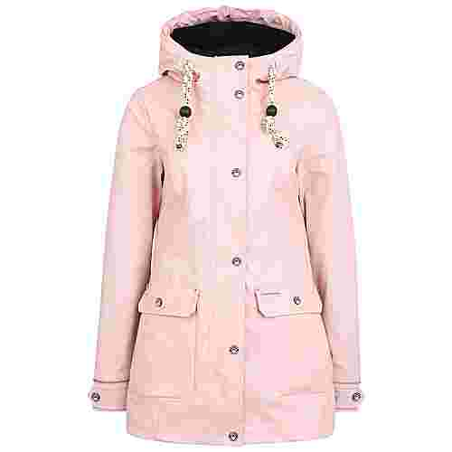 Schmuddelwedda Regenjacke Damen alt rosa