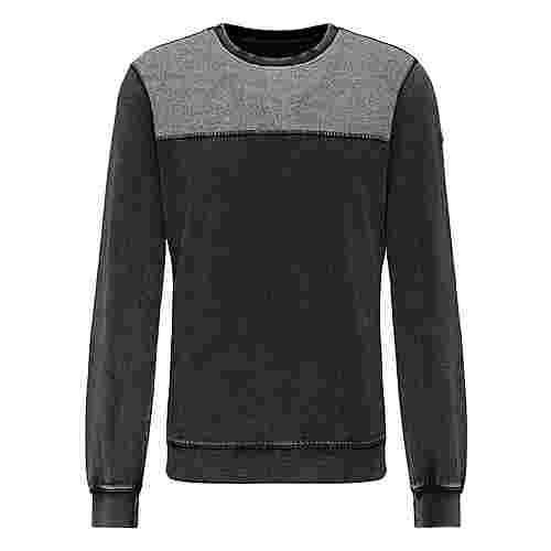DreiMaster Sweatshirt Herren schwarz