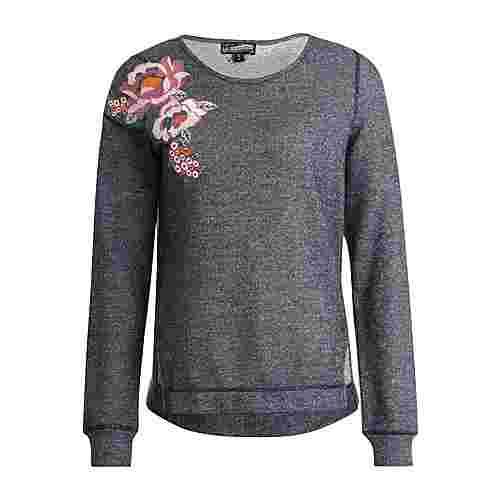 DreiMaster Sweatshirt Damen marine melange