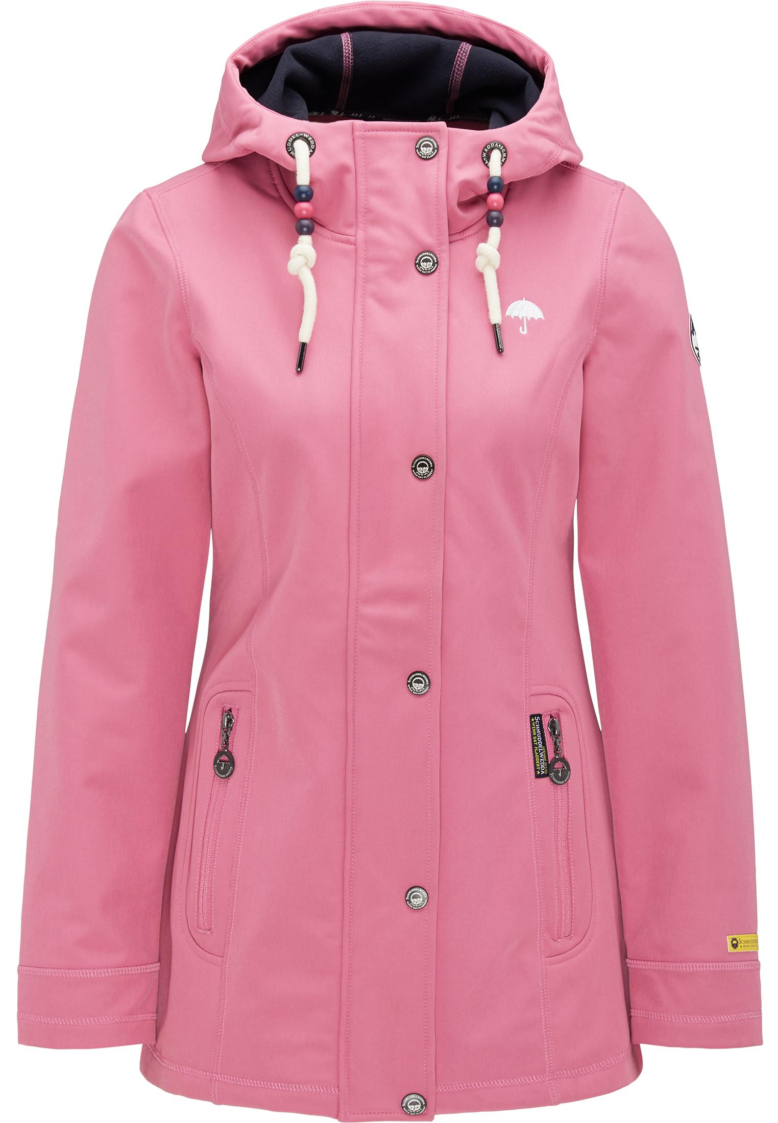 Outdoorjacke damen pink