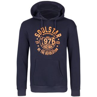 Soulstar Sweatshirt Herren dunkelmarine