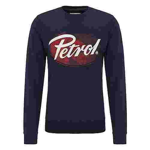 Petrol Industries Sweatshirt Herren Deep navy