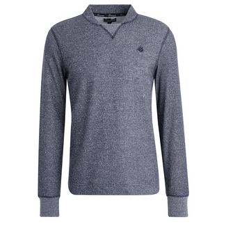 DreiMaster Sweatshirt Herren marine melange