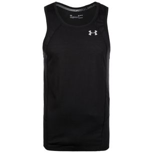 Under Armour Swyft Funktionstank Herren schwarz