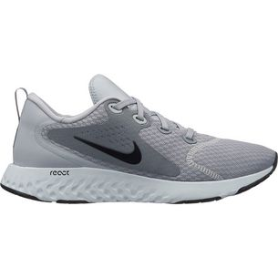 Nike Rebel React Laufschuhe Herren wolf-grey-black-cool-grey-pure-platinum