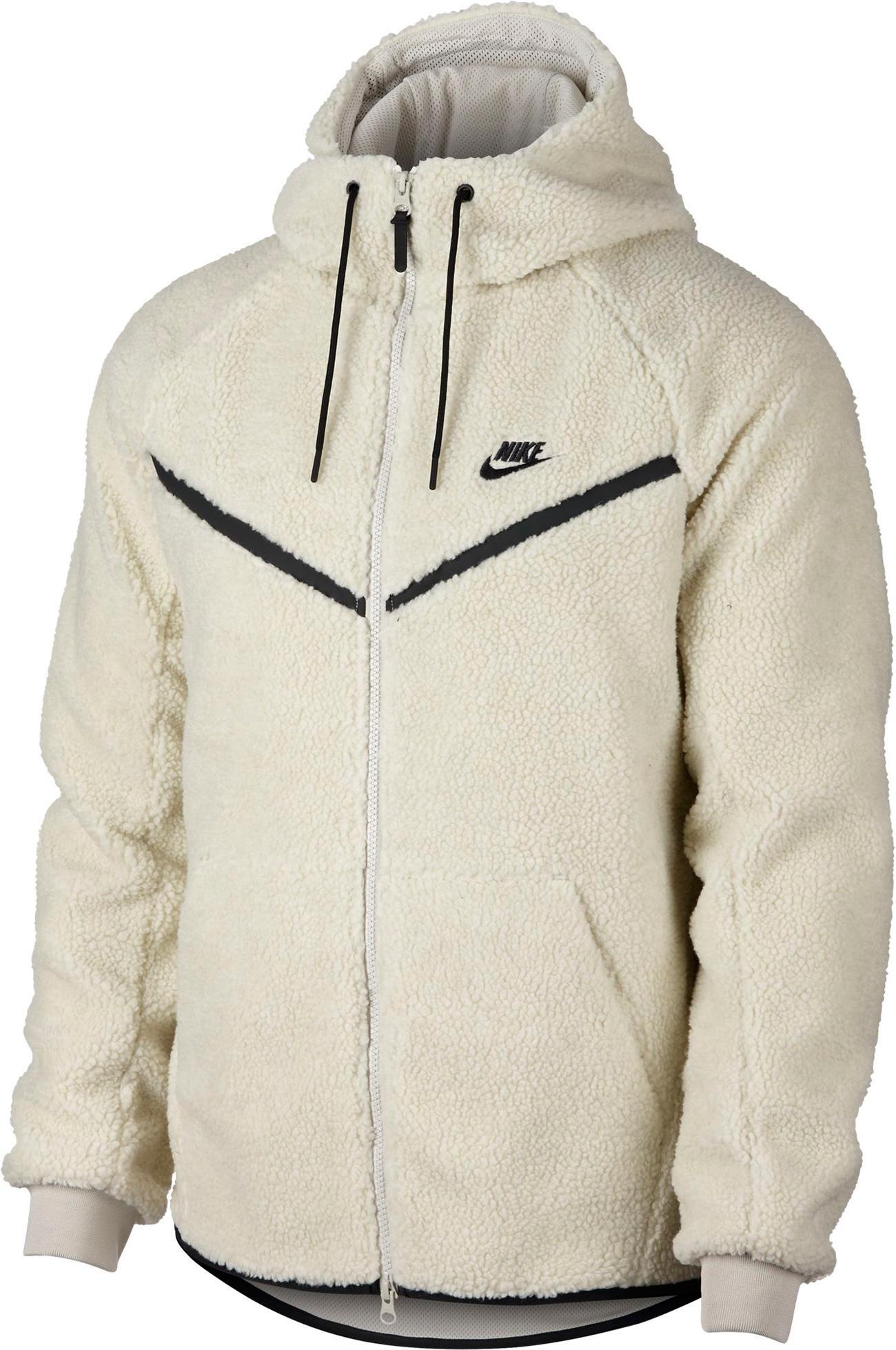Nike jacke herren beige