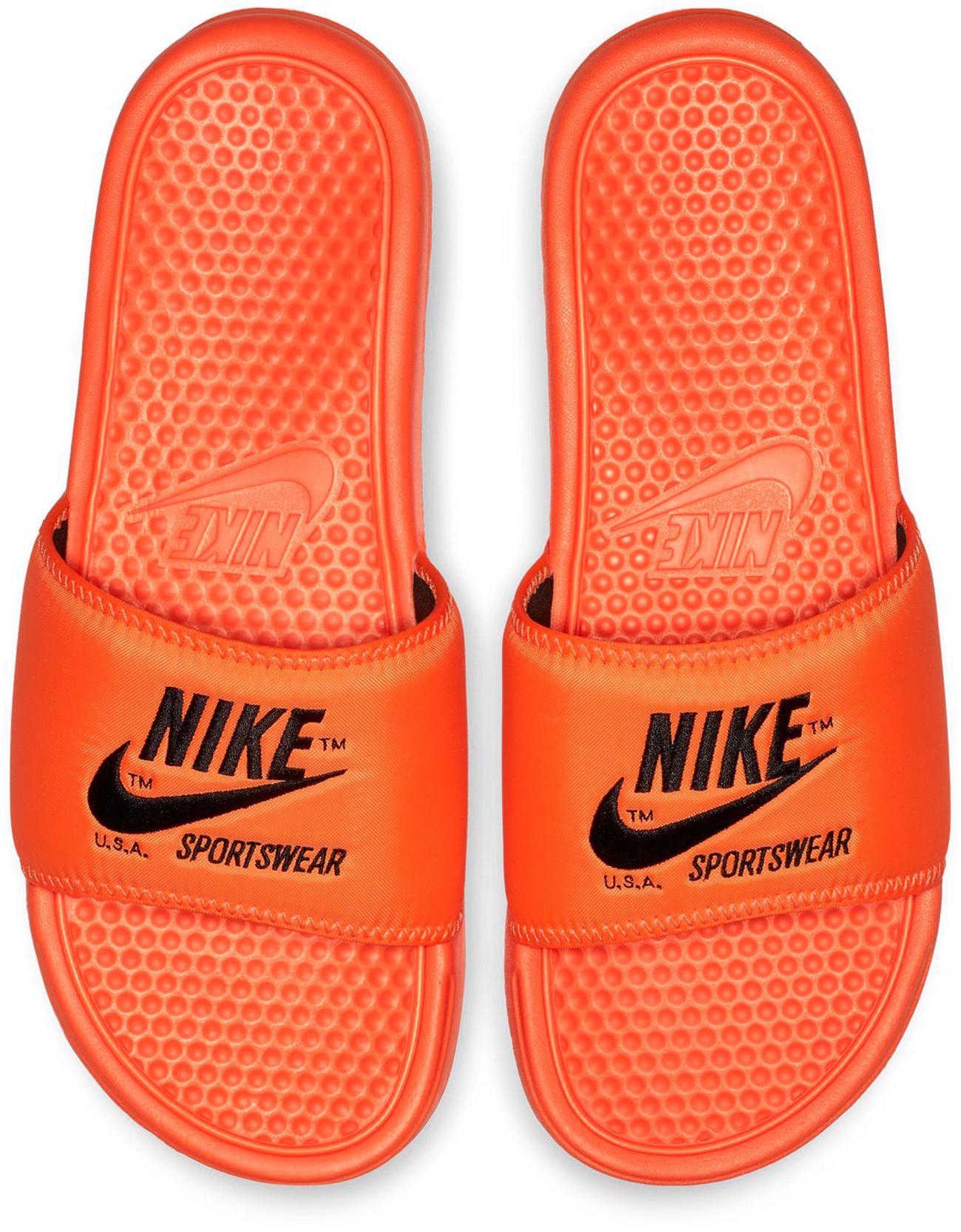 Nike Slide Benassi Benassi Benassi JDI TXT SE Badelatschen Herren volt-schwarz im Online Shop von SportScheck kaufen Gute Qualität beliebte Schuhe 904194