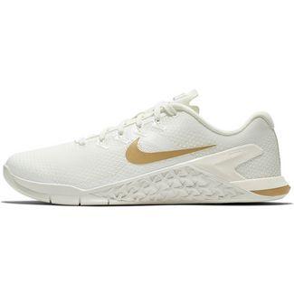 Nike Metcon 4 Fitnessschuhe Damen sail/gold-platinum tint-cream