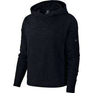 Nike Therma Polar Hoodie Damen black/anthracite