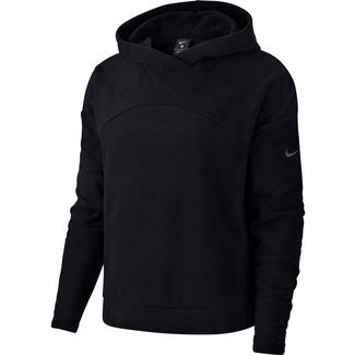Nike Therma Polar Hoodie Damen black/anthracite