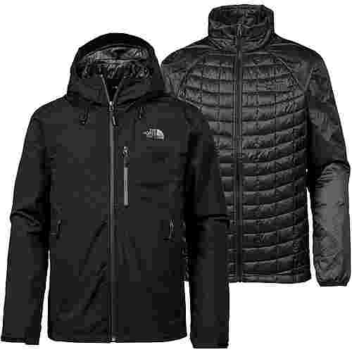 The North Face Thermoball Triclimate Kunstfaserjacke Herren TNF BLACK/TNF BLACK