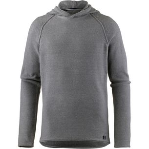 TOM TAILOR Strickpullover Herren heather grey melange