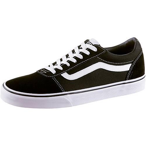 Vans Ward Sneaker Herren black white im Online Shop von SportScheck kaufen